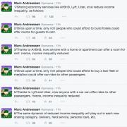 Twitter limitiert seine Nachrichten auf 140 Zeichen I docleads