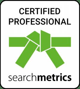 Greenbelt Zertifikat von searchmetrics