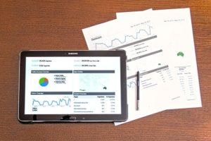 Analyse - Datenerfassung über ein Projekt Dashboard