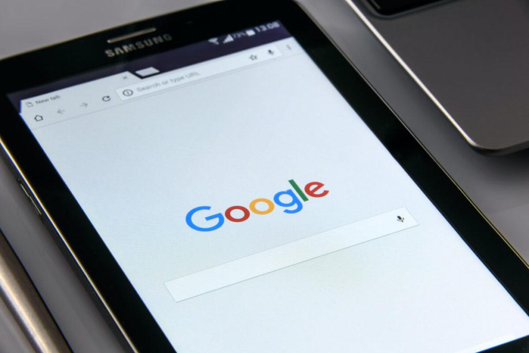 Gestaltung einer Google Ads Kampagne im Praxismarketing